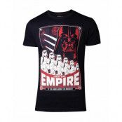 Star Wars Join The Empire T-shirt, MEDIUM