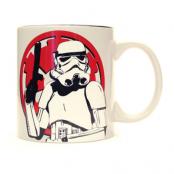 Star Wars Stormtrooper Jumbomugg 60 cl