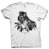 The Galactic Empire T-Shirt, Basic Tee