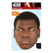 Star Wars Finn Pappmask - One size