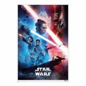 Star Wars, Maxi Poster - Saga