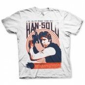 Han Solo - In It For The Money T-Shirt, Basic Tee