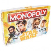 Star Wars Monopoly Han Solo
