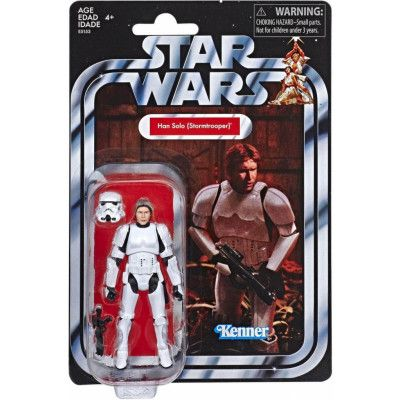 Star Wars The Vintage Collection - Han Solo (Stormtrooper) Exclusive