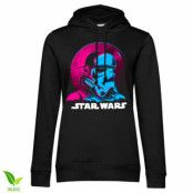 Star Wars - Colorful Trooper Girls Hoodie, Girls Organic Hoodie