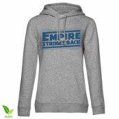 Star Wars - Empire Strikes Back AT-AT Girls Hoodie, Girls Organic Hoodie
