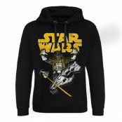 Star Wars - Vader Intimidation Epic Hoodie, Epic Hooded Pullover