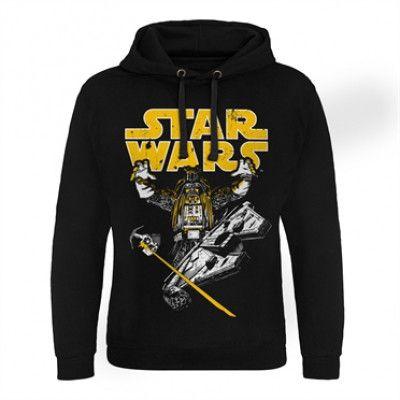 Star Wars - Vader Intimidation Epic Hoodie, Epic Hooded Pullover