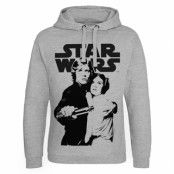 Star Wars Vintage Poster Epic Hoodie, Epic Hooded Pullover