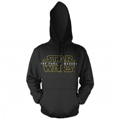 The Force Awakens Logo Hoodie, Hooded Pullover
