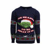 Star Wars, Jultröja - Master Yoda
