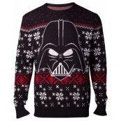 Star Wars Licensierad Darth Vader Jultröja