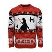 Jultröja Star Wars Kylo Ren, SMALL
