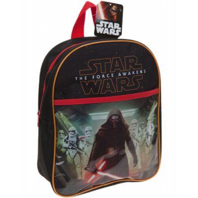 Licensierad Star Wars 7 Ryggsäck till Barn 34x28 cm Star