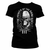 Star Wars IX - Return Of Kylo Ren Girly Tee, Girly Tee