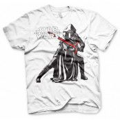 Star Wars Kylo Ren Pose T-Shirt