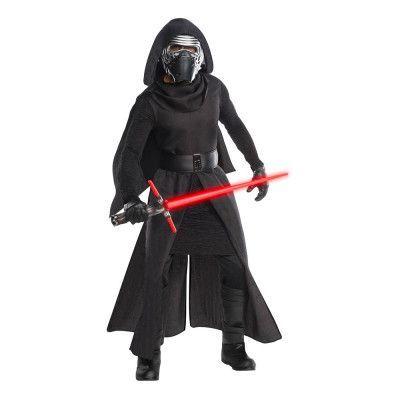 Star Wars The Force Awakens Kylo Ren Super Deluxe Maskeraddräkt