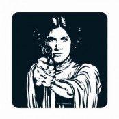 Star Wars Prinsessan Leia Drinkunderlägg