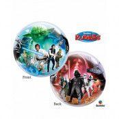 Bobble Ballon med Bild av Star Wars Karaktärer - Star Wars