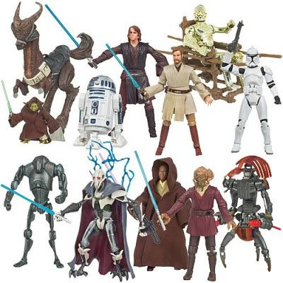 Star Wars Legends Actionfigurer