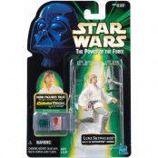 Luke Skywalker med T-16 Model
