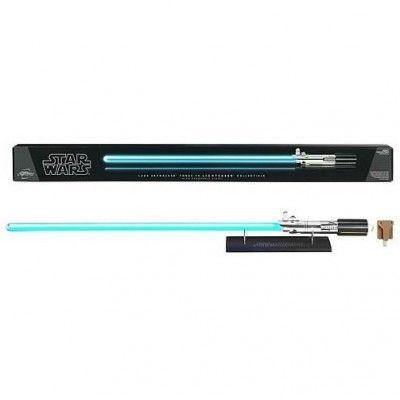 Star Wars Lightsaber Luke Skywalker - Ep IV Collectible Removable Blade