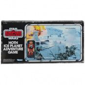 Star Wars Retro Collection - Luke Skywalker & Hoth Ice Planet Adventure Board Game