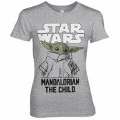Star Wars - Mandalorian Child Girly Tee, Girly Tee