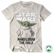 Star Wars - Mandalorian Child Organic T-Shirt, 100% Organic T-Shirt