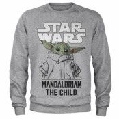 Star Wars - Mandalorian Child Sweatshirt, Sweatshirt