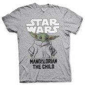 Star Wars - Mandalorian Child T-Shirt, Basic Tee