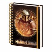 The Mandalorian, Anteckningsblock - Bounty Hunter