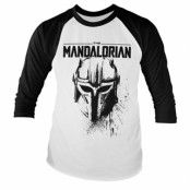 The Mandalorian Baseball Long Sleeve Tee, Baseball Long Sleeve Tee