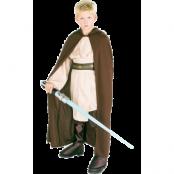 Star Wars Jedi Mantel Maskeraddräkt Barn