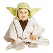 Yoda Bebis Maskeraddräkt - Toddler