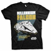 Millennium Falcon - Going The Distance T-Shirt, Basic Tee