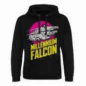 Millennium Falcon Retro Epic Hoodie, Hoodie