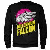 Millennium Falcon Retro Sweatshirt, Sweatshirt