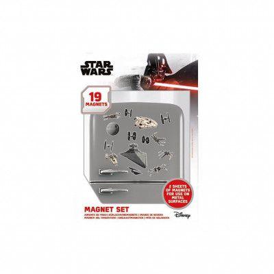 Star Wars, 19x Kylskåpsmagneter