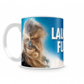 Chewbacca - Laugh It Up Fuzzball Coffee Mug, Coffee Mug