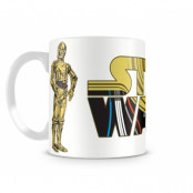 Star Wars / C-3PO Coffee Mug, Coffee Mug