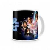 Star Wars Classic Poster Coffee Mug, Coffee Mug
