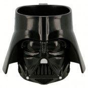 Star Wars - Darth Vader 3D Plastic Mug