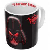 Star Wars - Darth Vader I Am Your Father Mug
