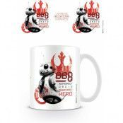 Star Wars Episode VIII - BB-8 Mug