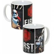 Star Wars - First Order Episode VIII Mug