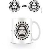 Star Wars - Imperial Trooper Mug
