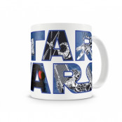 Star Wars Logo Coffee Mug, Coffee Mug
