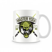 Star Wars - Master Yoda Coffee Mug, Coffee Mug
