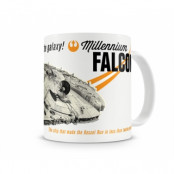 Star Wars - Millennium Falcon Coffee Mug, Coffee Mug